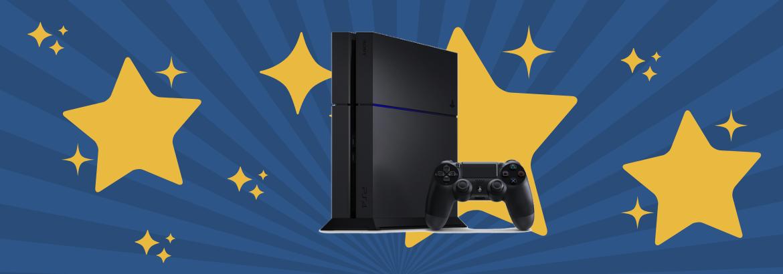 Encore un gagnant d'une Playstation 4 !