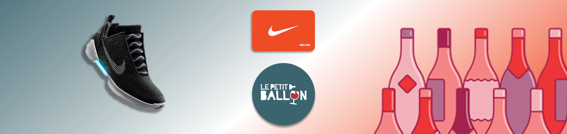 Nike et Le Petit Ballon ont pris leur envol pour atterrir sur vos caisses !