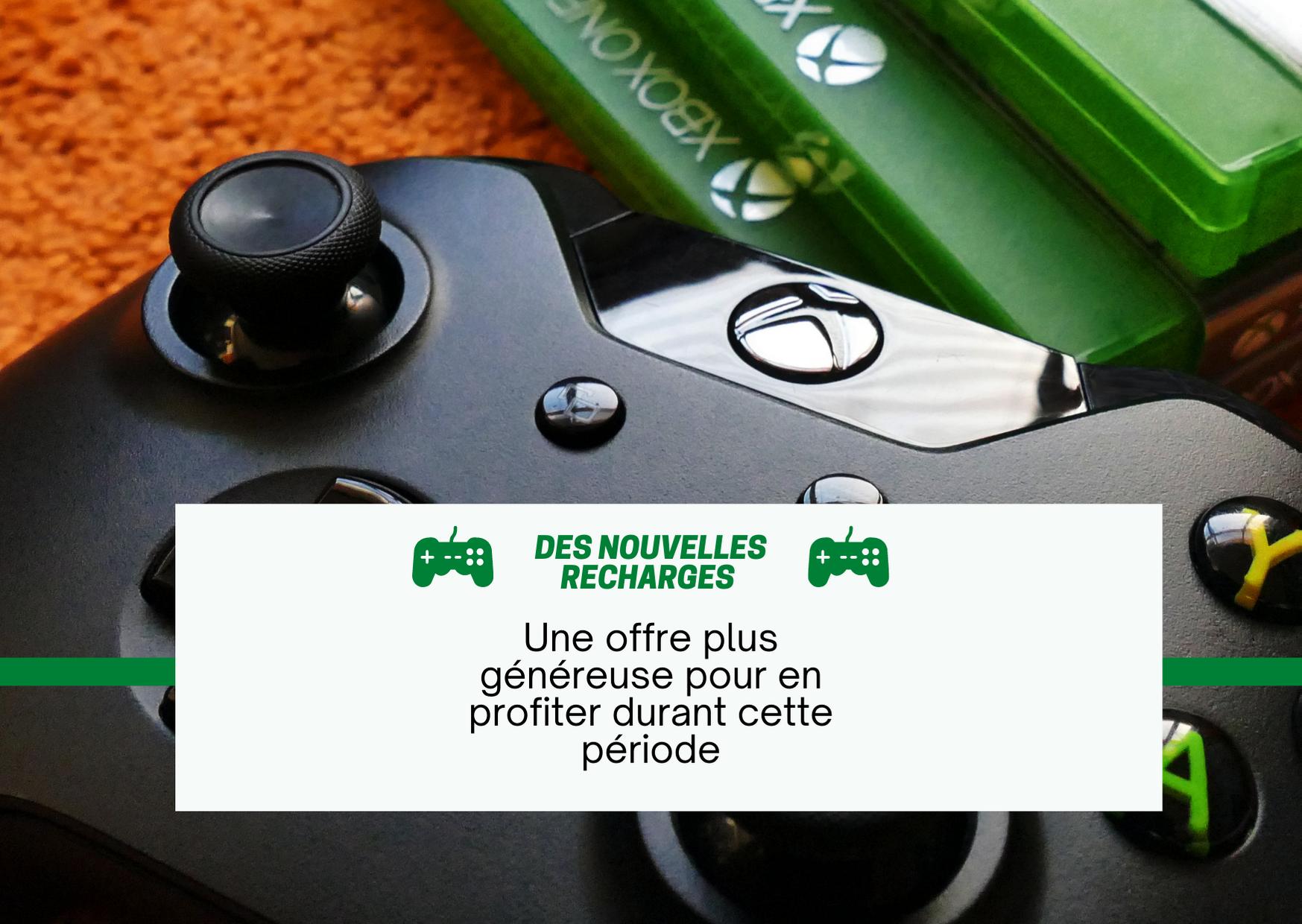 Xbox : mois d'avril exceptionnel pour les amateurs des jeux vidéo